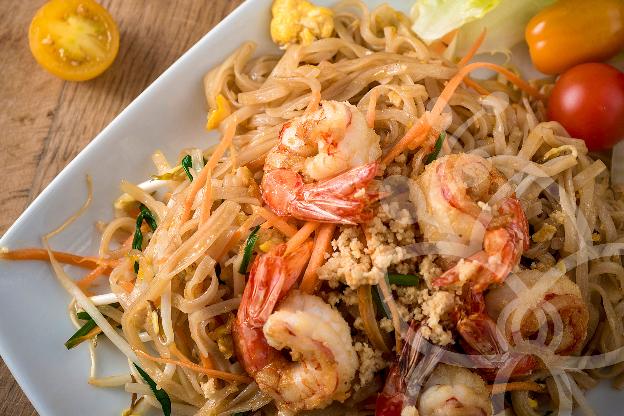 All About Thai Prawn Amp Ginger Noodles Recipe Bbc Good Food